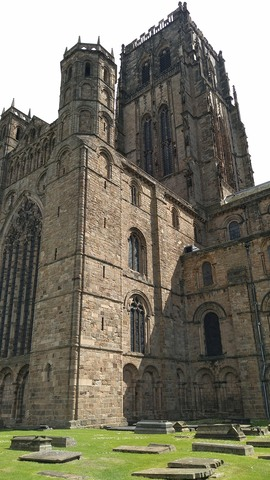 Durham Cathedral July 2019