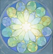 Stained glass window - Phillipa Boast